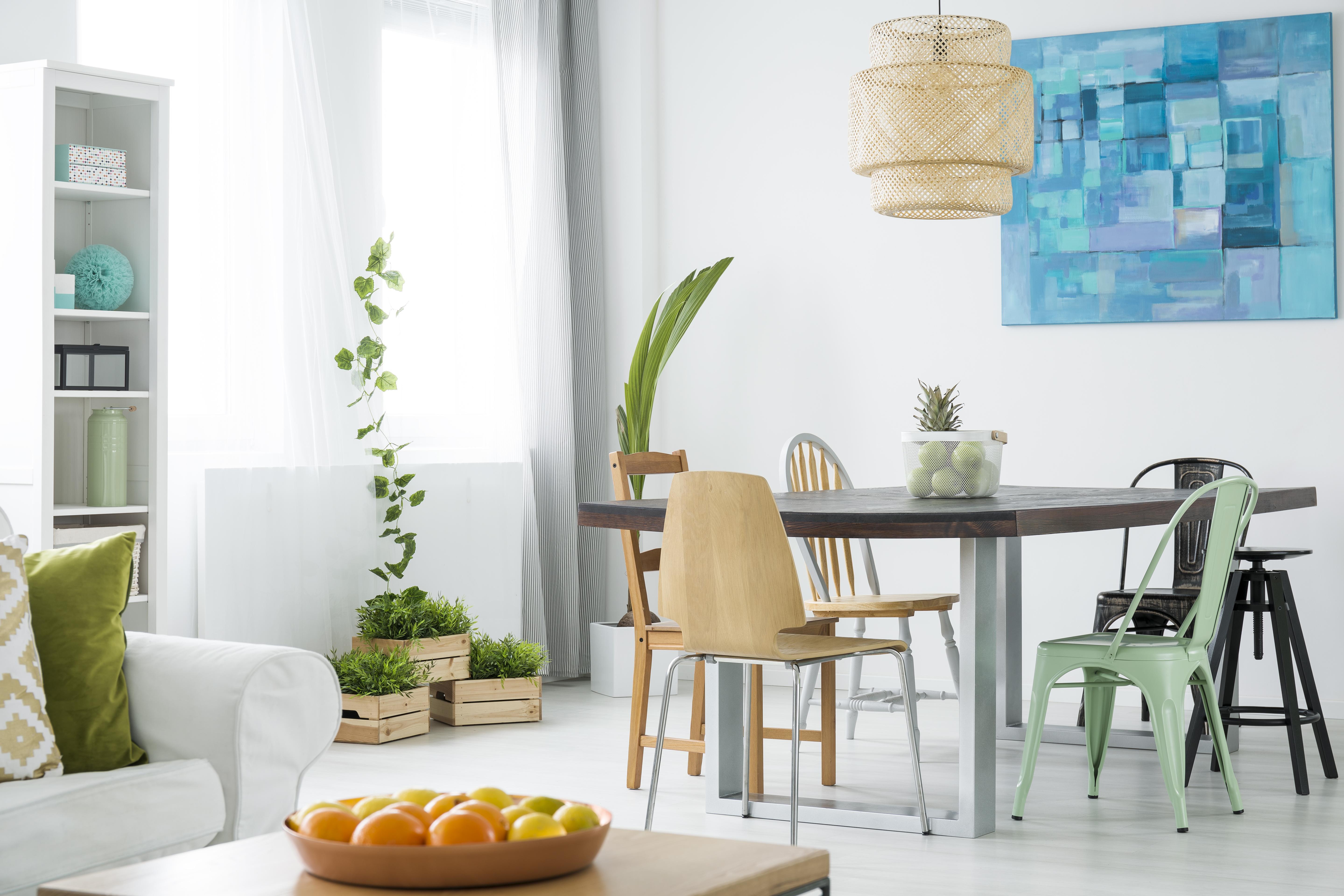 Salon salle-à-manger Feng Shui