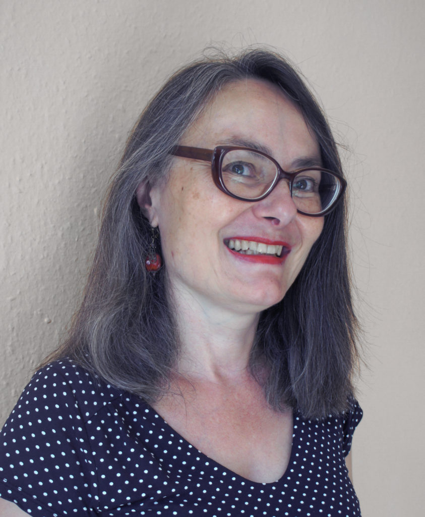 Portrait de Vivianne Gangloff